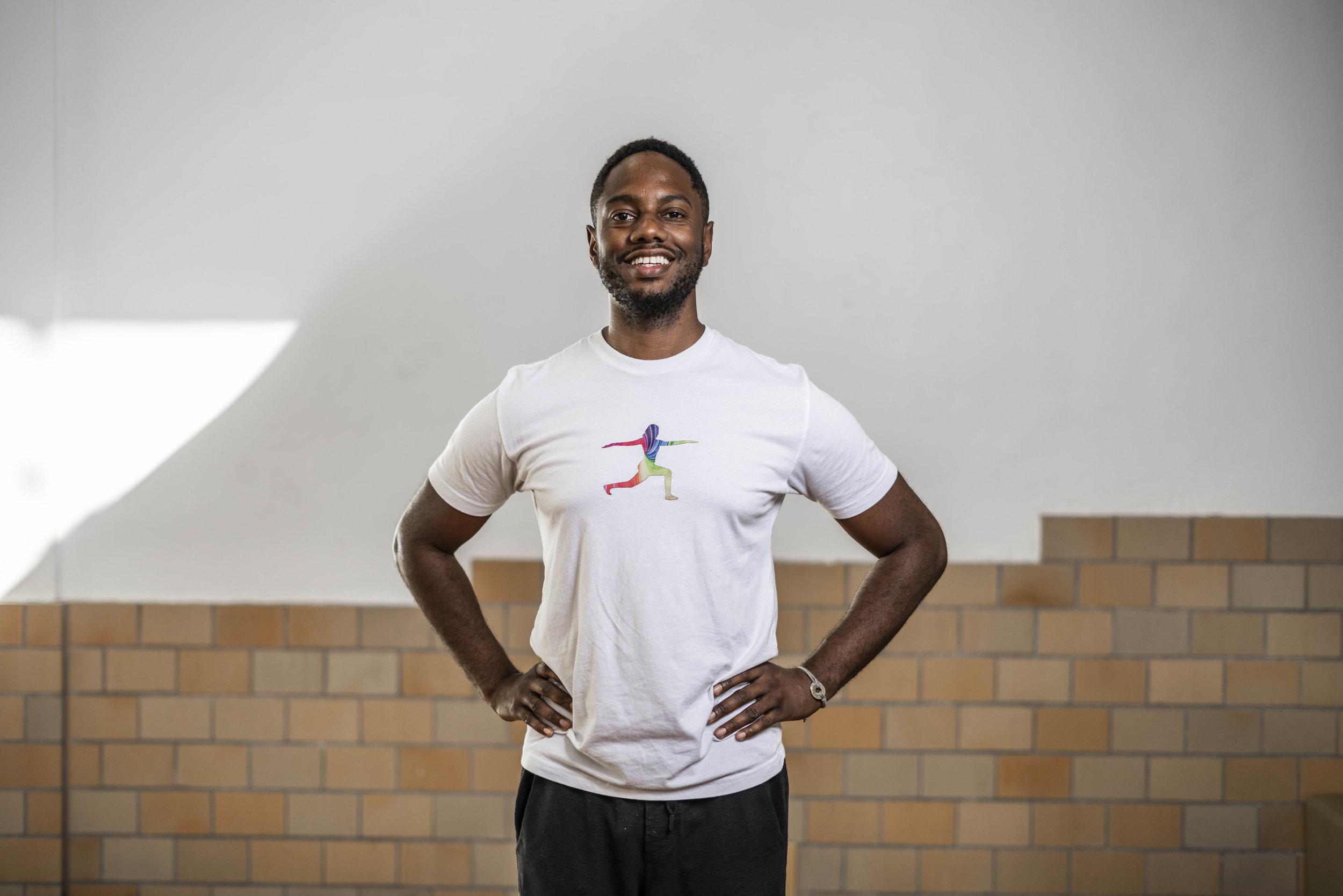 Jason Williams/Charm City PT founder of Pilates Barre Training