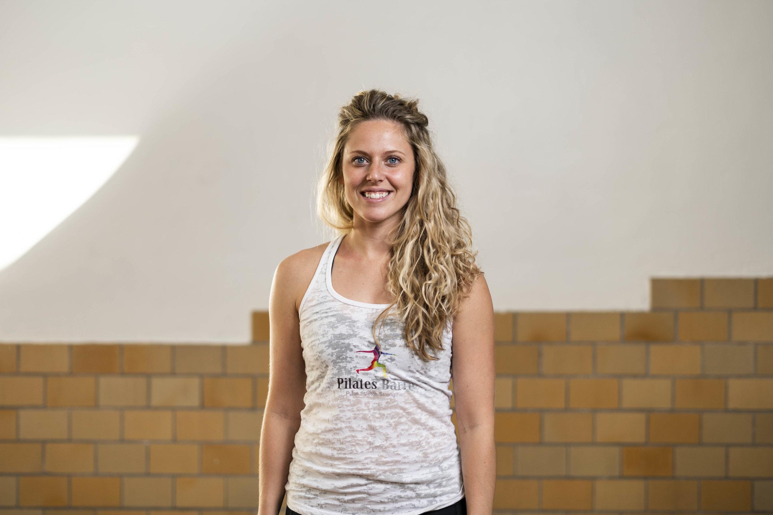 Courtney McKeon, Yoga & Barre Instructor/Dancer