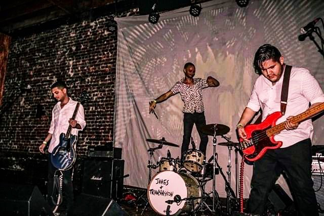 Happy #nationalbestfriendday to these homies. Looking forward to getting back to this @elcidsunset July 7th. @wearewildriot #rocknroll #jamesandthetransmission #losangeles #livemusic #epiphoneguitars #fender #dwdrums #vaterdrumsticks #marshallamps photo by @rocknrolltina