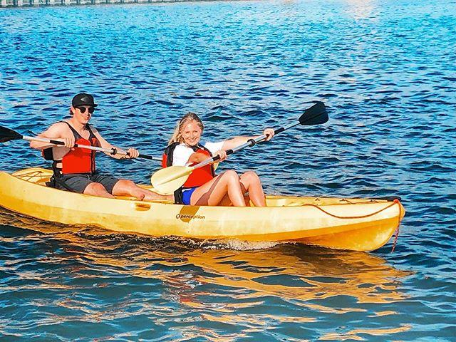 Kayaking in the Chesapeake Bay✅