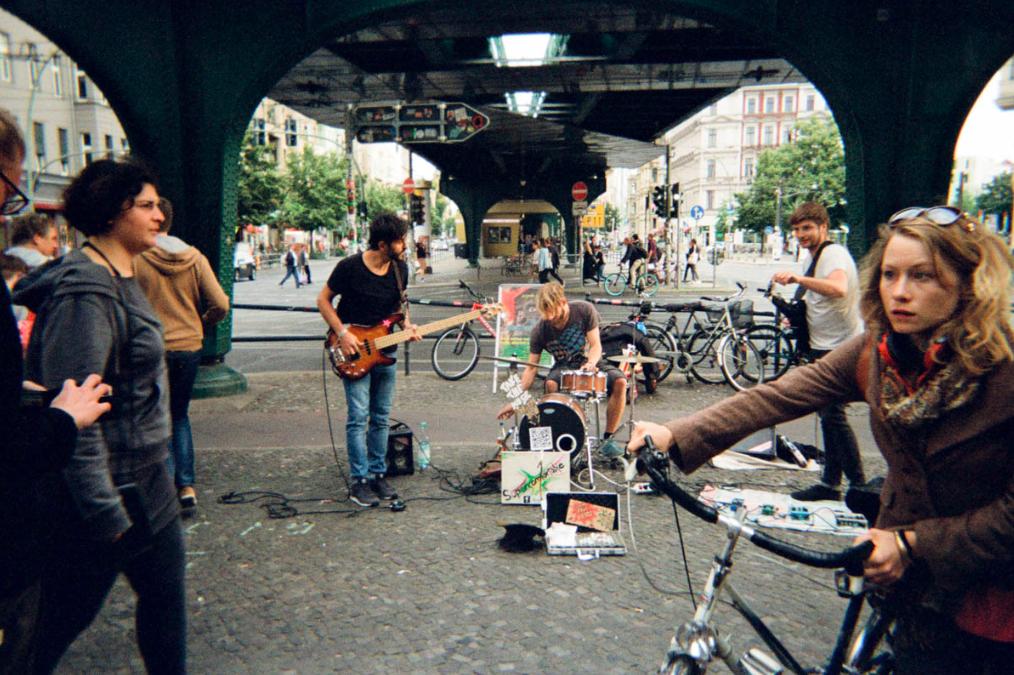 I: European Summer + NYC -