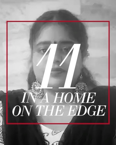 [Poem 11/27: IN A HOME ON THE EDGE] Read by Carolin in New Delhi  Never knew there was someone who was pretty much ME, living her very own life, but in the heart of New Delhi, until I met Carolin. She picked me up from the airport and bargained her way into a taxi for us both and that was the start of a blissful week or two together- realising how similar we were and always have been.  11/27: IN A HOME ON THE EDGE is the oldest poem in the book- penned close to 10 years ago. It's exciting to me to read these days, because it's not too far from the truth I live now and isn't it lovely how words can connect time periods and people? Carl Sagan put it perfectly when describing books- 'Books break the shackles of time.' Amazing.  Part of the #27CyberSlam. Releasing a new reading/unveiling each of the poems featured in '27' at least once daily- alphabetically and sequentially.  New book '27' available now.  Order before October 31st to be included in the second print run. Link in profile ♥