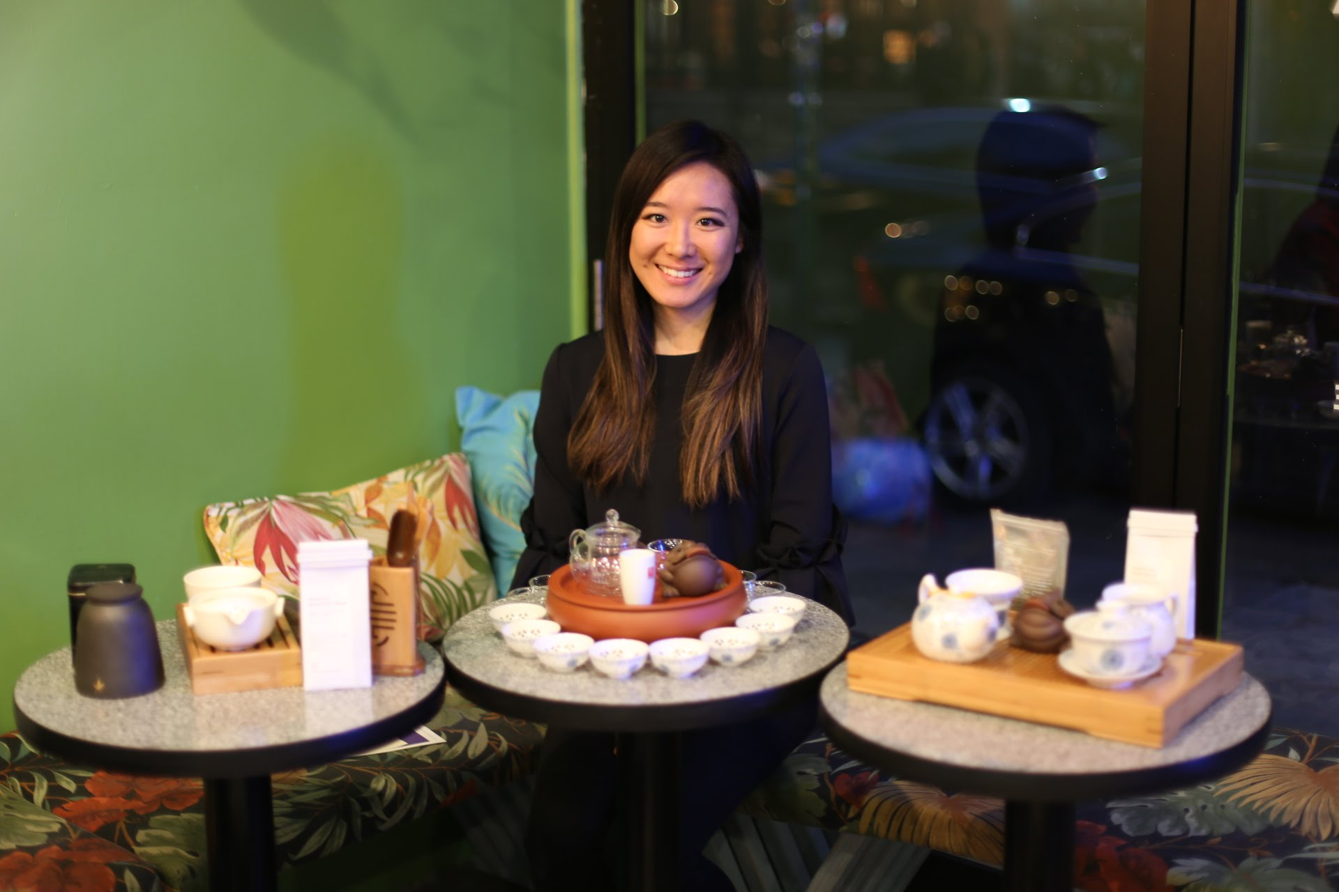 Tea Flight & Snack Pairing at Zenchai NYC on March 23, 2018