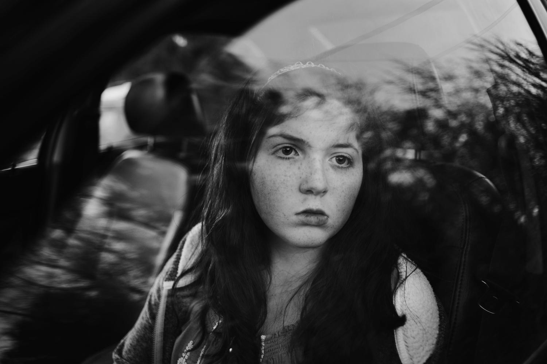 Sophia in the Car, 2013