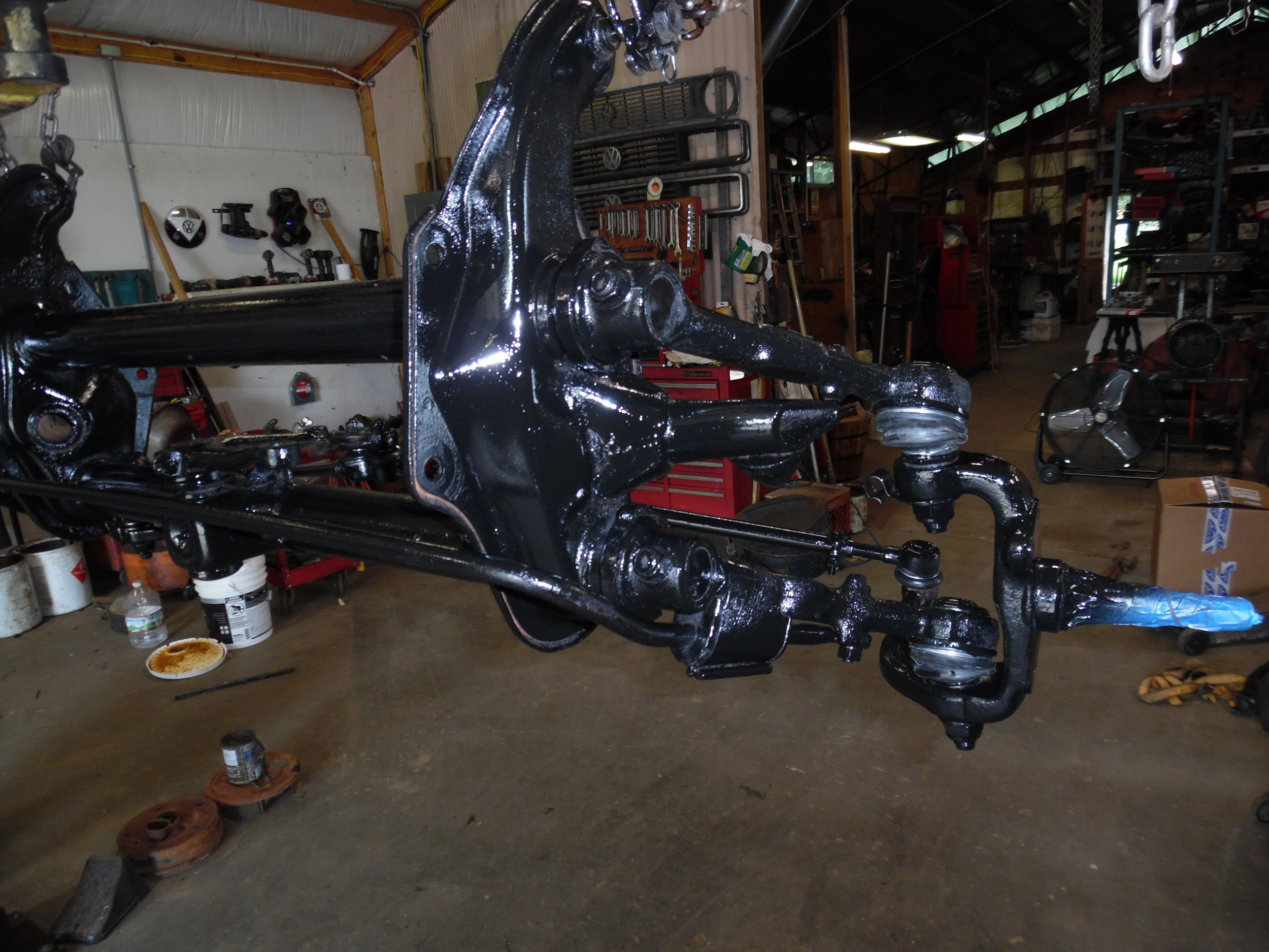 Rebuilt Chassis — WAYOUT SALVAGE