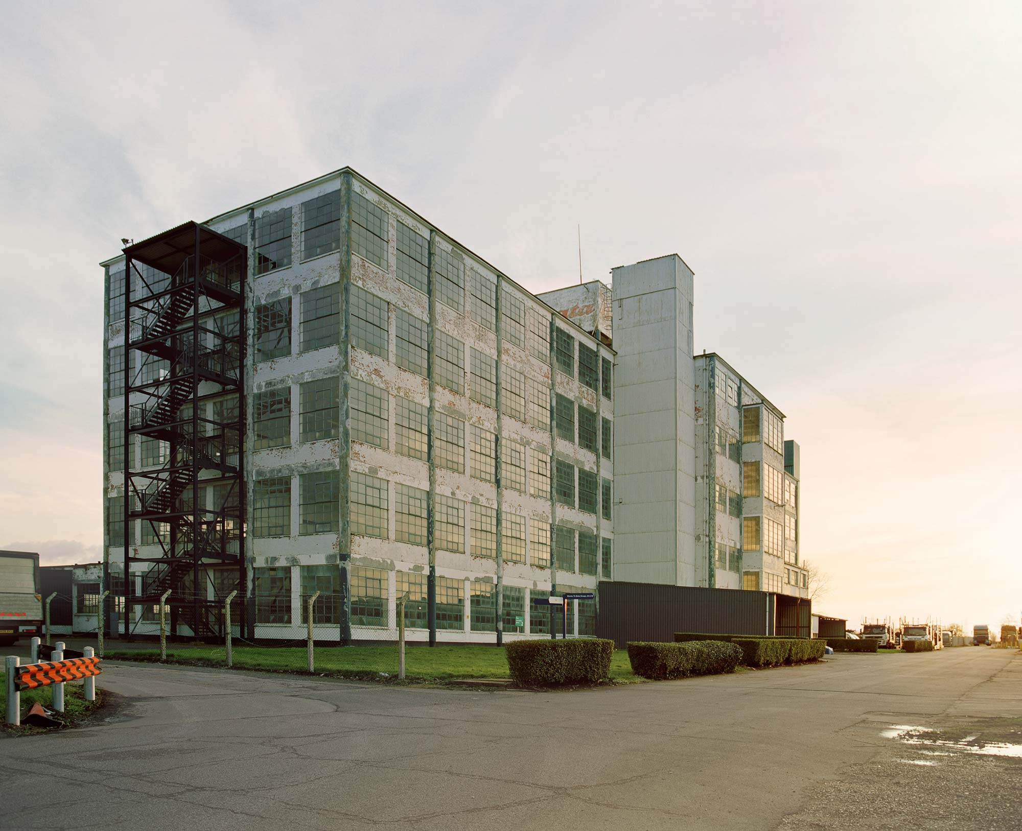 Bata Factory, Essex — Catherine Hyland