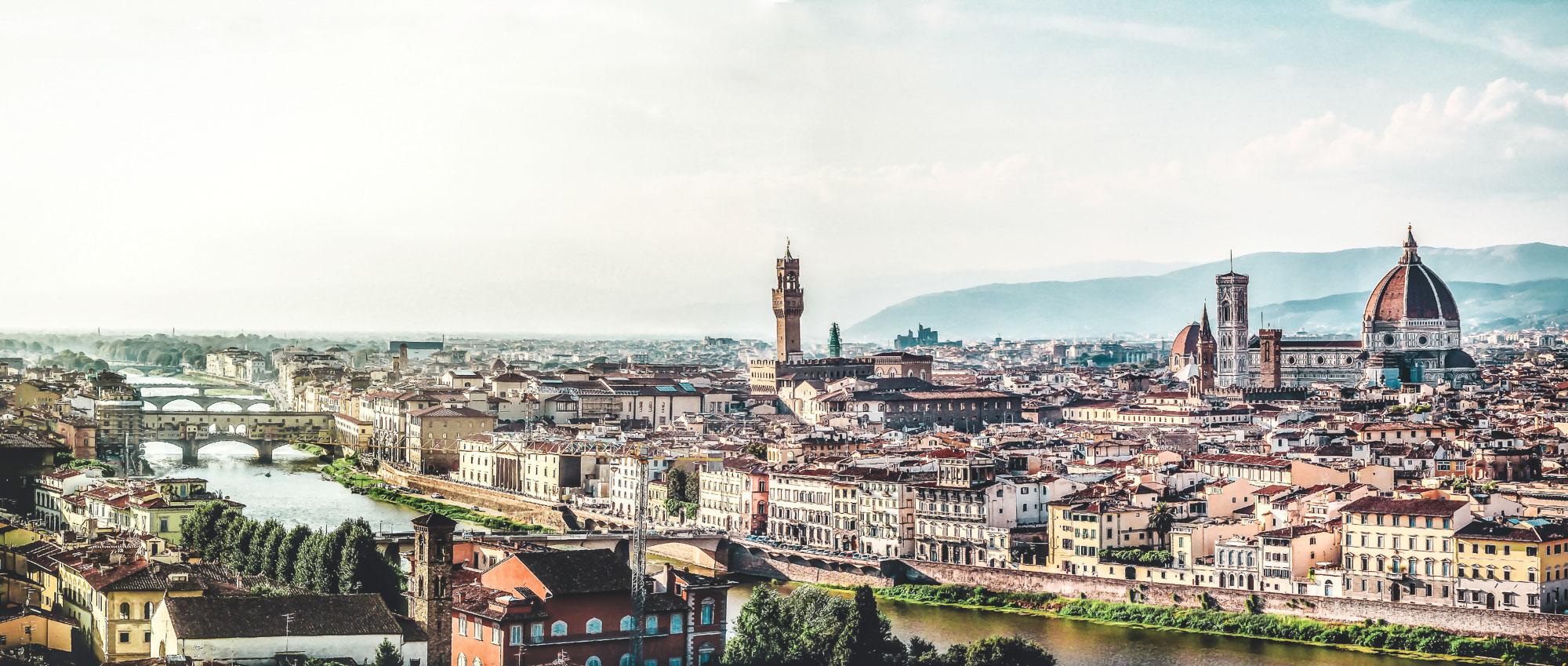 Italian locations,  Portrait of a Lady