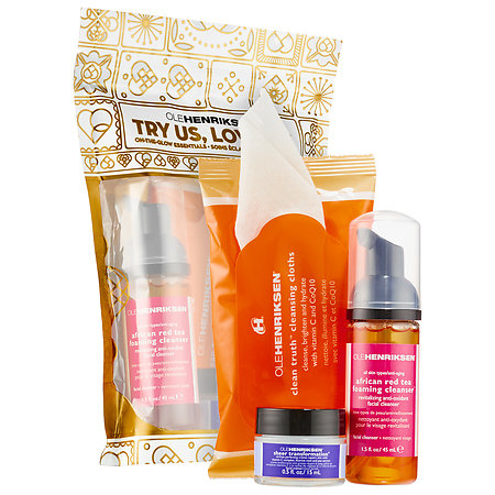 Try Us, Love Us! On-the-Glow Essentials