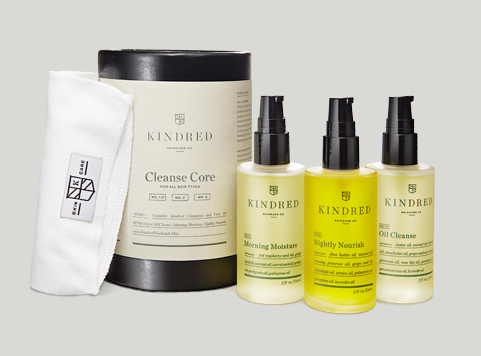 Kindred Skincare Cleanse Core