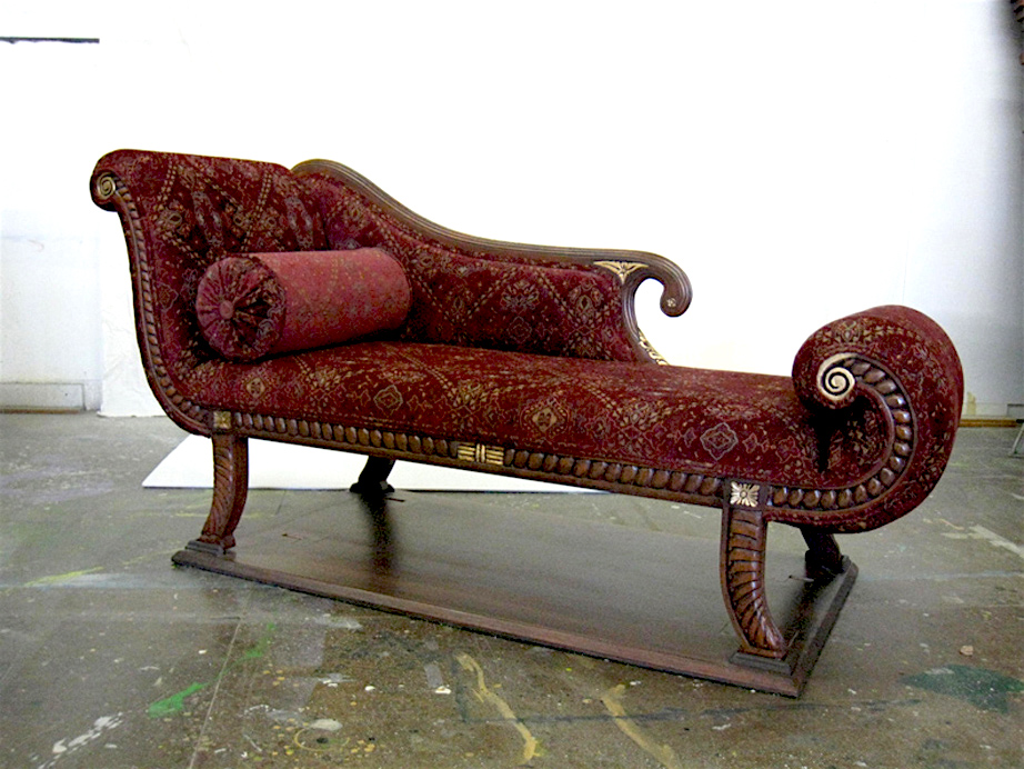 Addams Family, Chaise