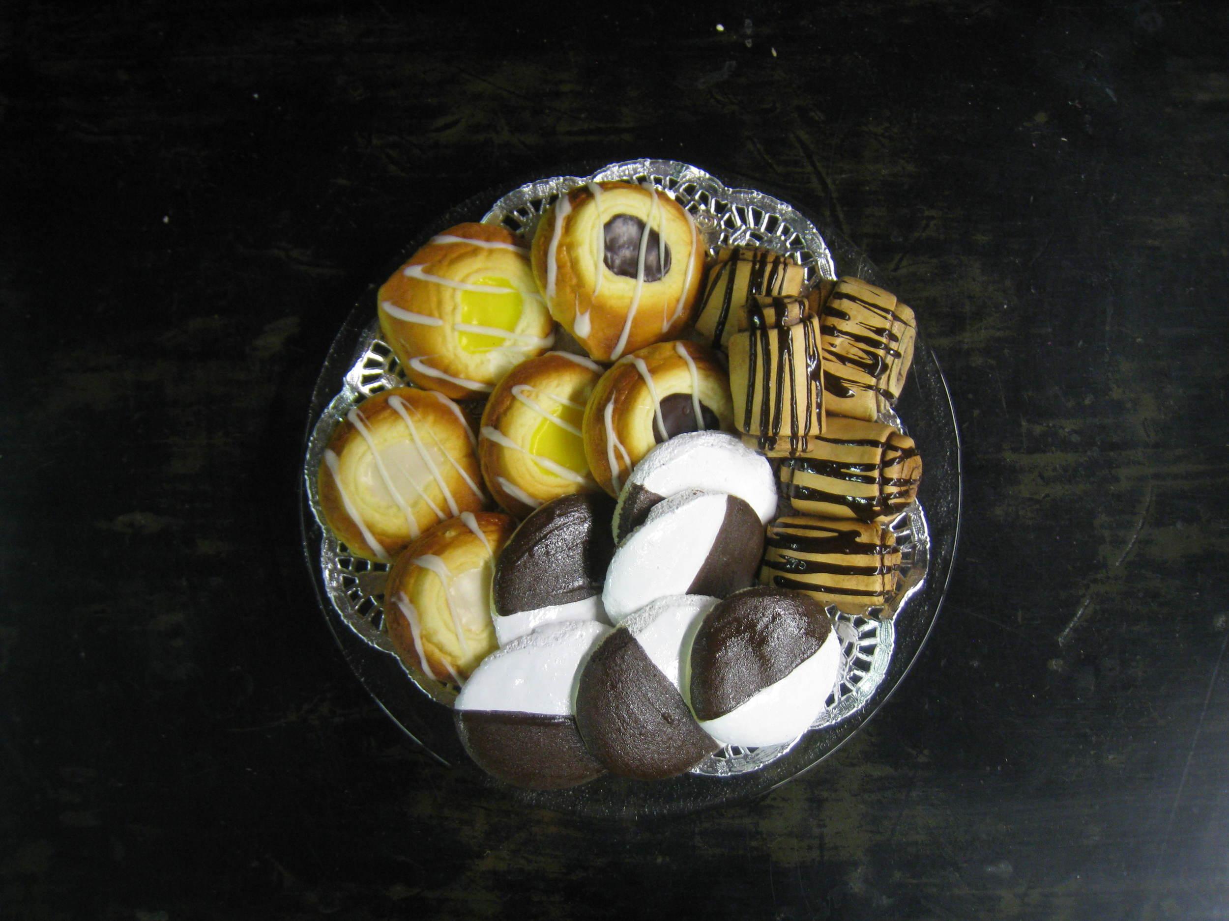 Shiva Table Cookies