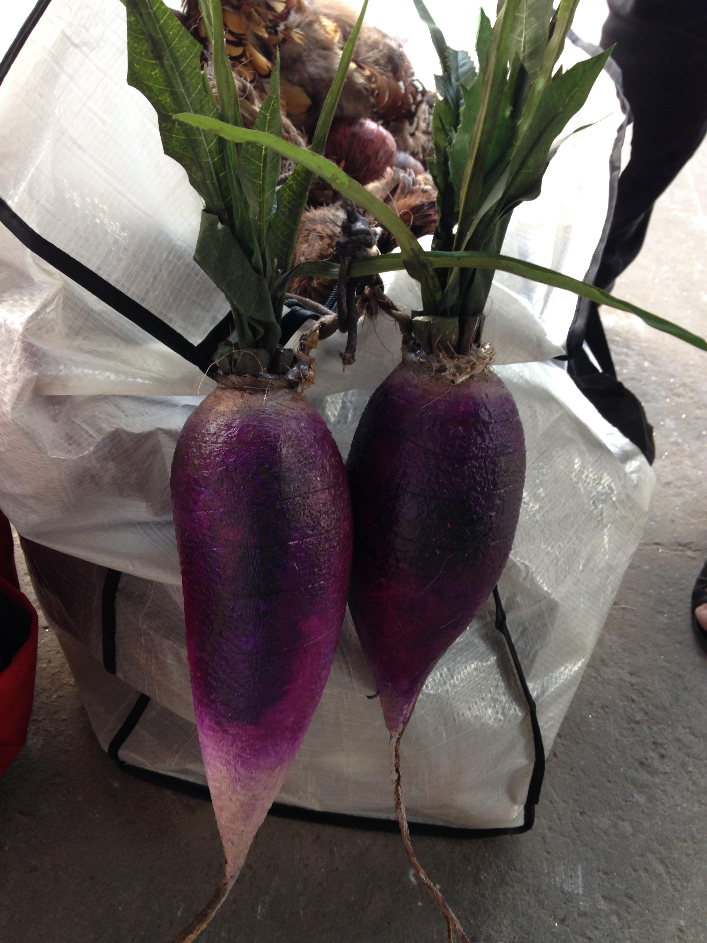Turnips, Les Mis