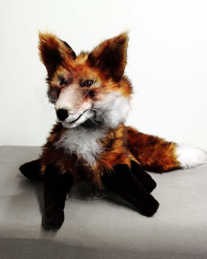 5Cinderella Fox Puppet.JPG