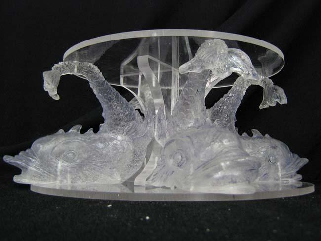 Ornamental Fish Clear Cast