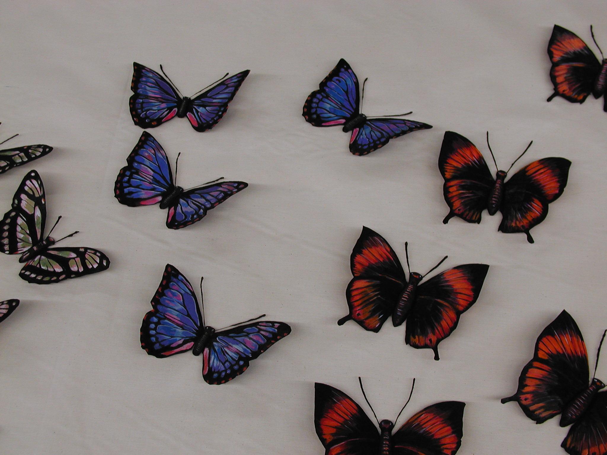 Butterflies, Dessa Rose Lincoln Center
