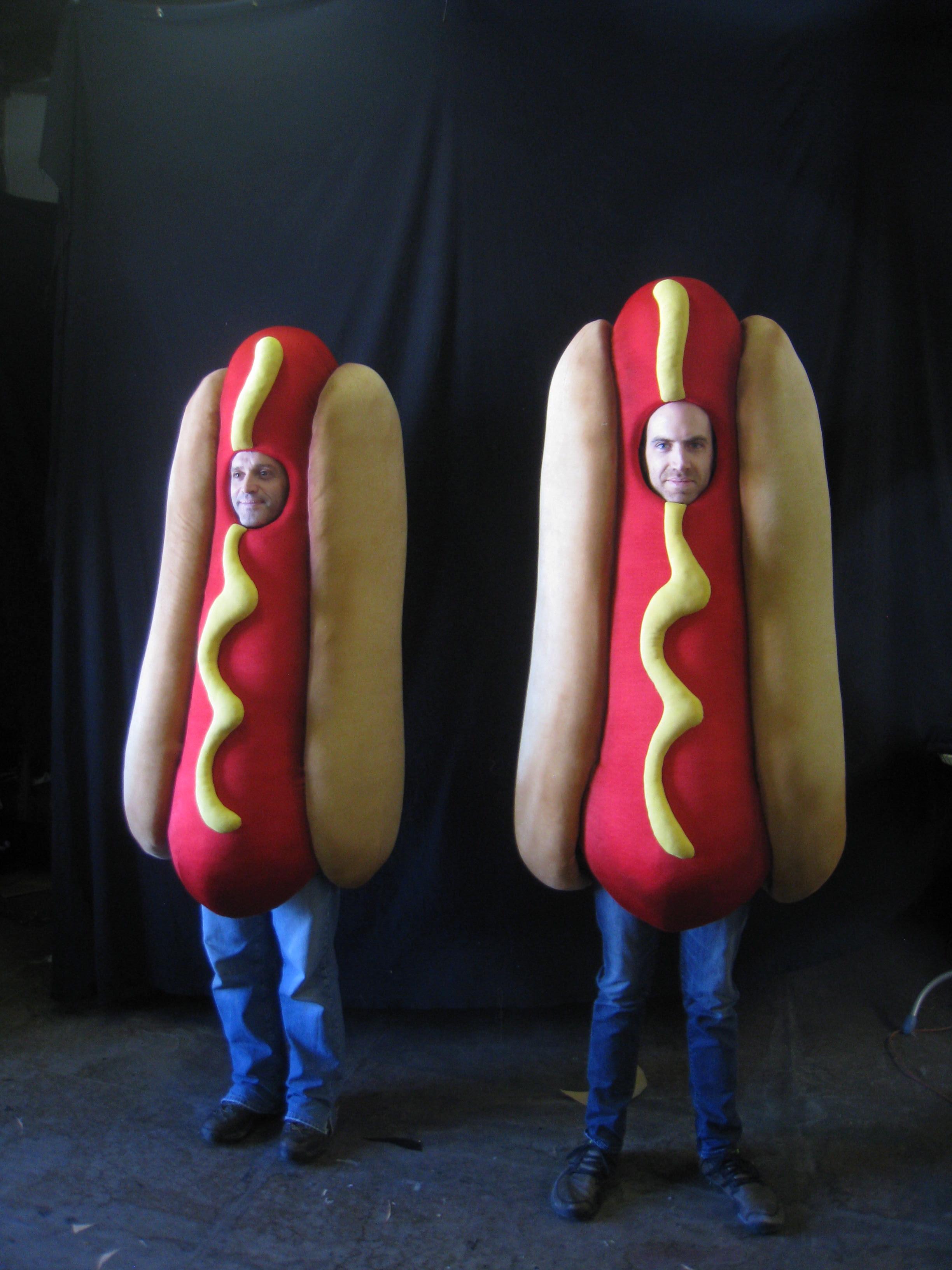Hot Dog Costume: Bullets Over Broadway