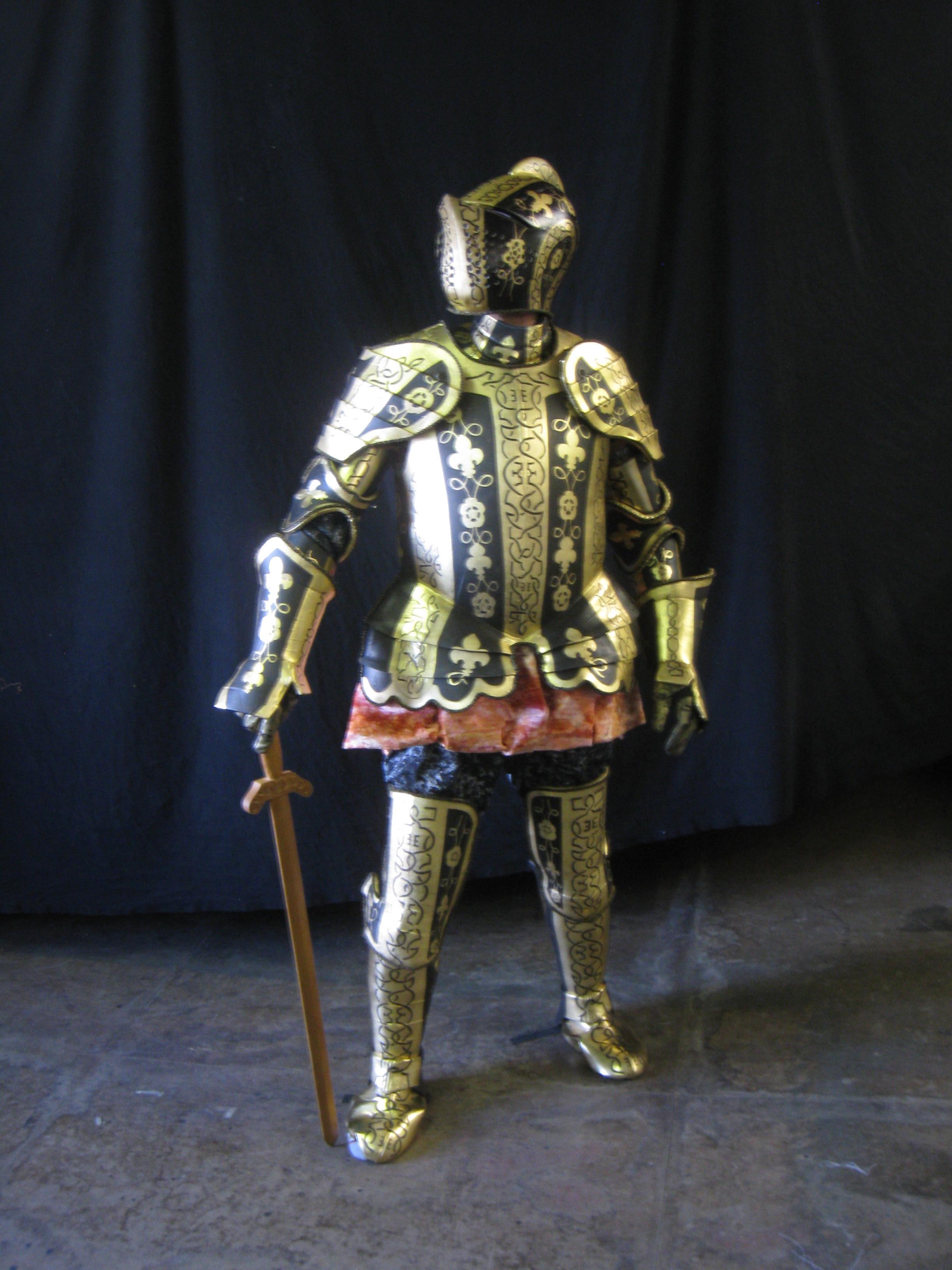 Armor: Rock the Met, Radio City NY Spectacular