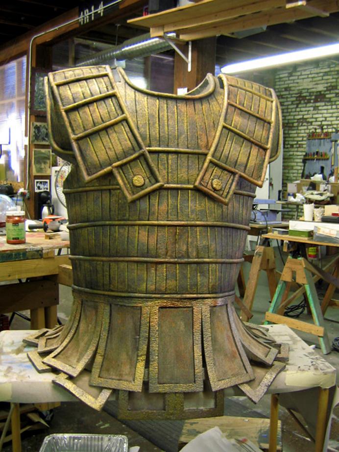King's Armor