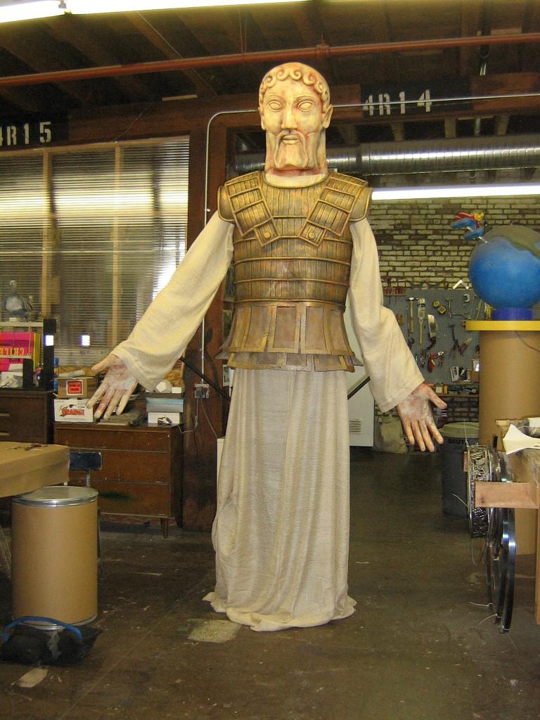 Ancestor Puppet: King