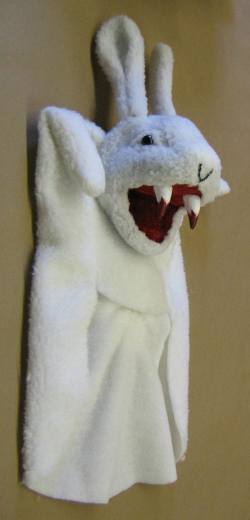 Killer Rabbit, Spamalot