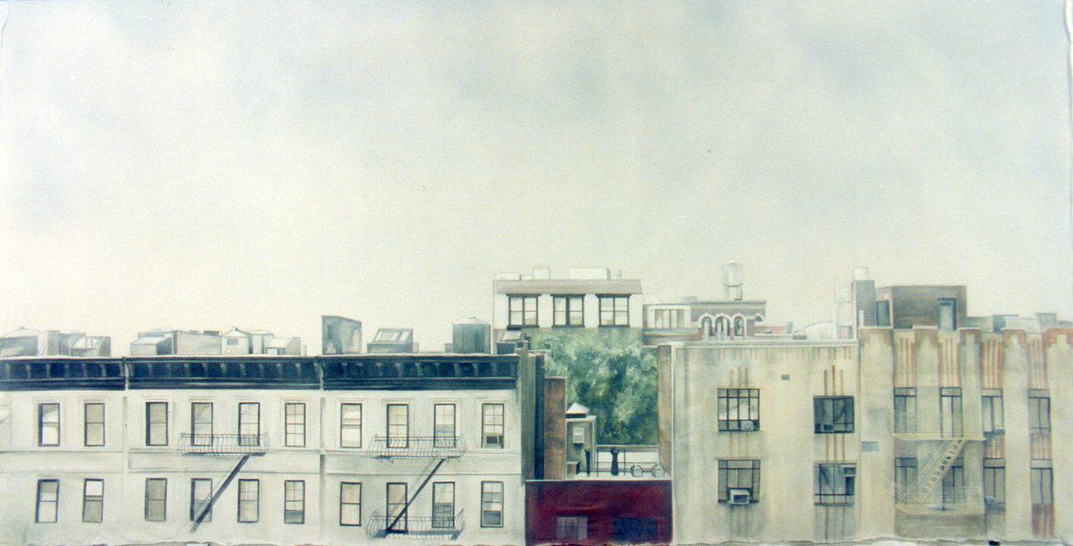 23rd Street Backdrop