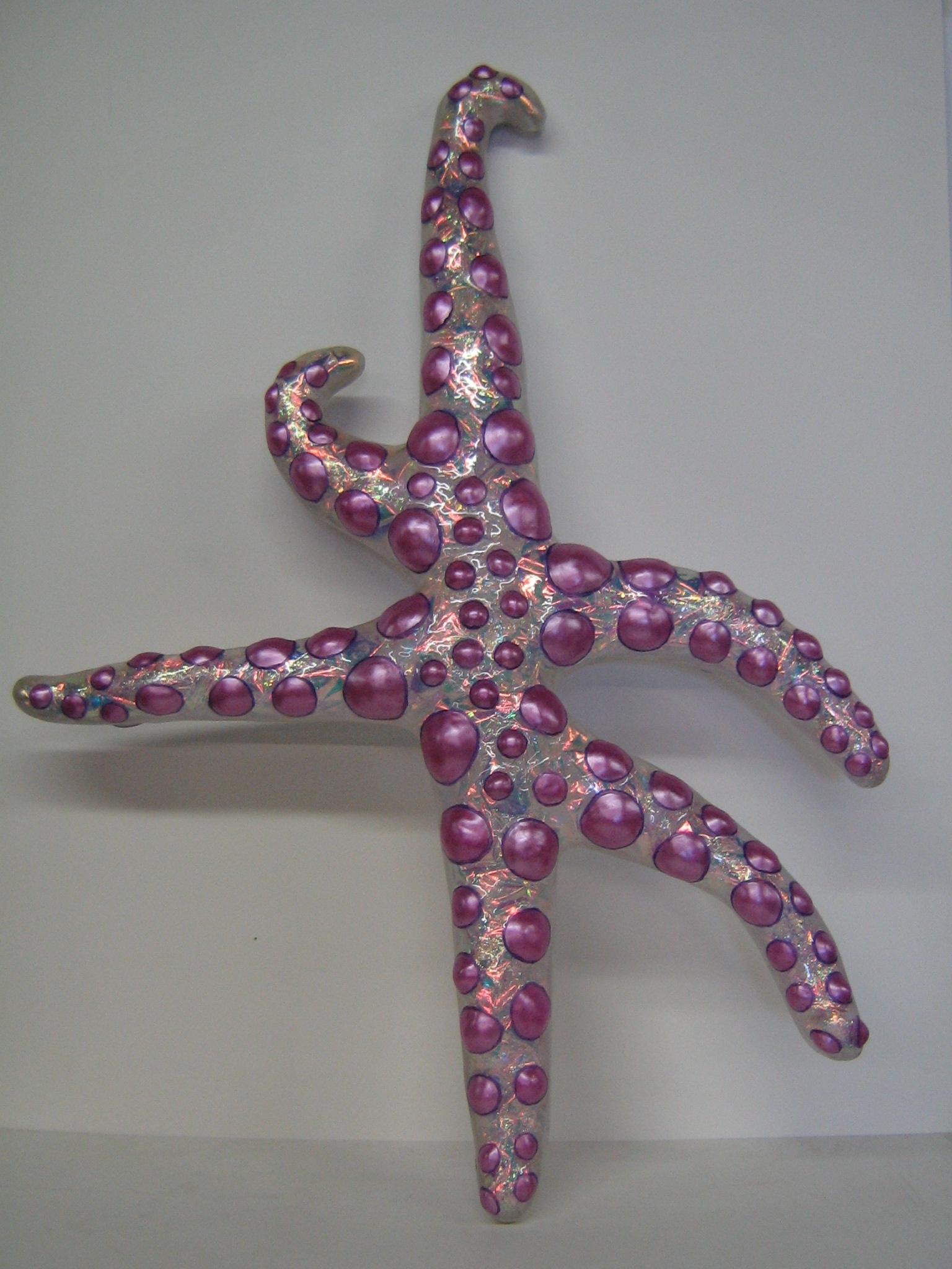 Starfish Guitar, Little Mermaid