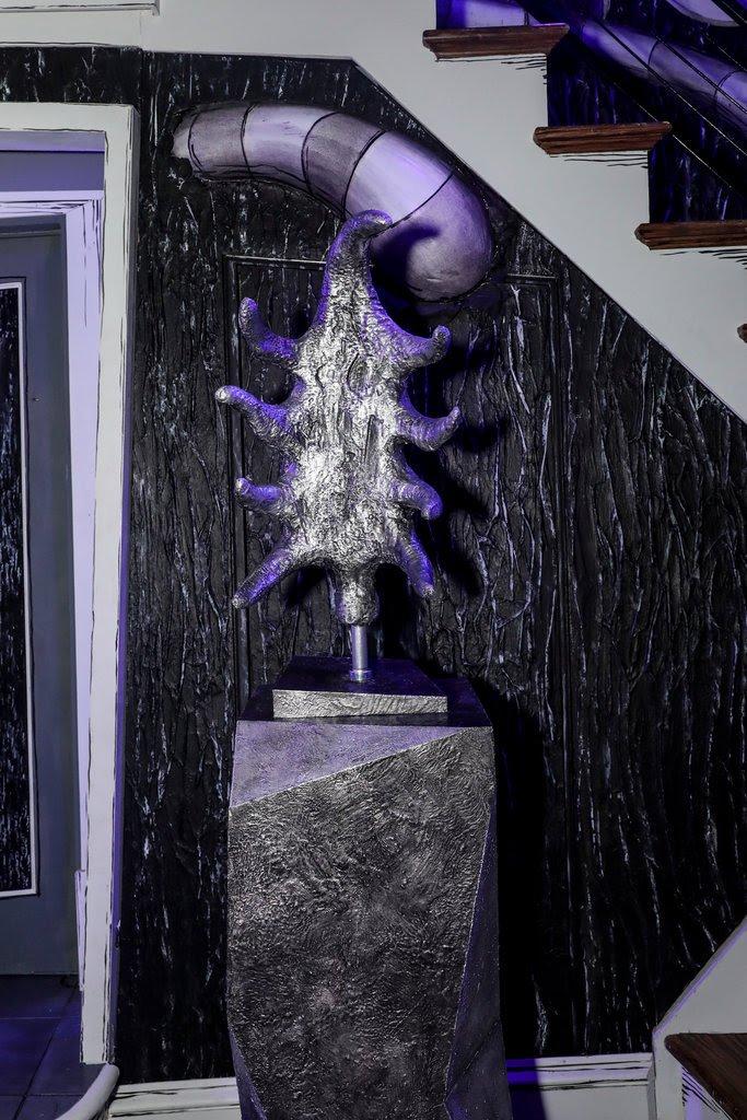 Ugly Sculpture, Beetlejuice