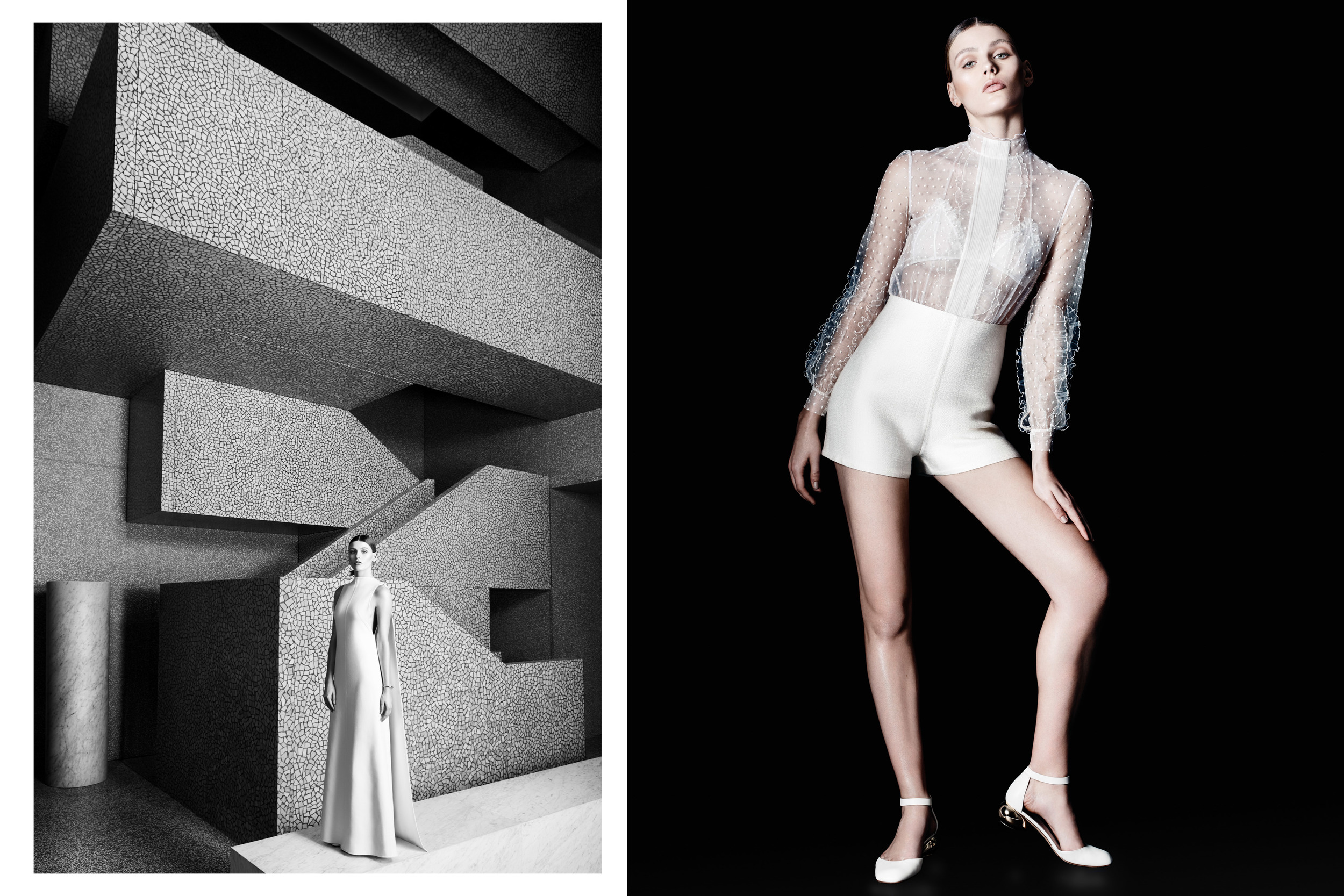 Vogue Brazil  Ph: Daemian Smith + Christine Suarez