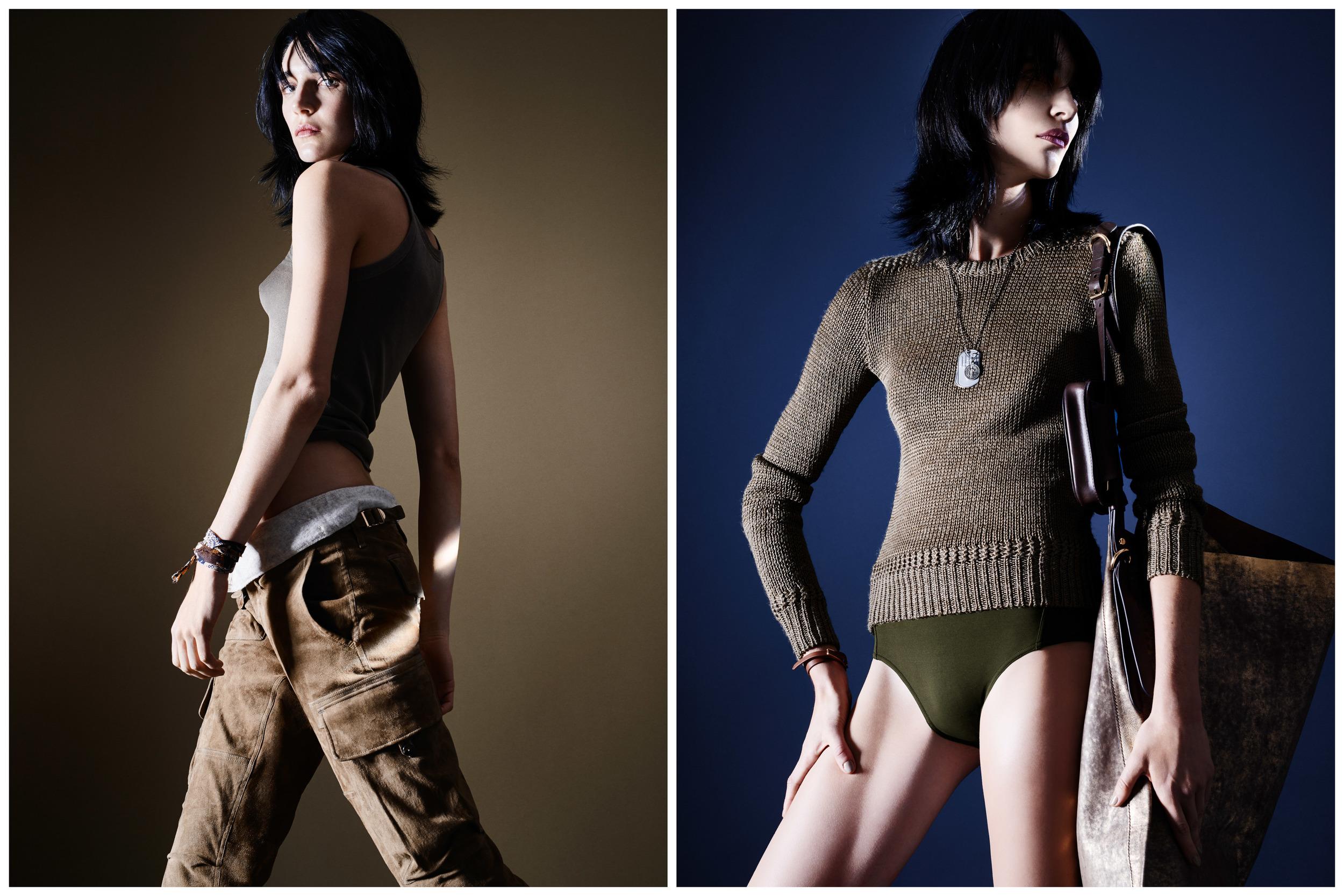Vogue Brazil.Ph: Daemian + Christine