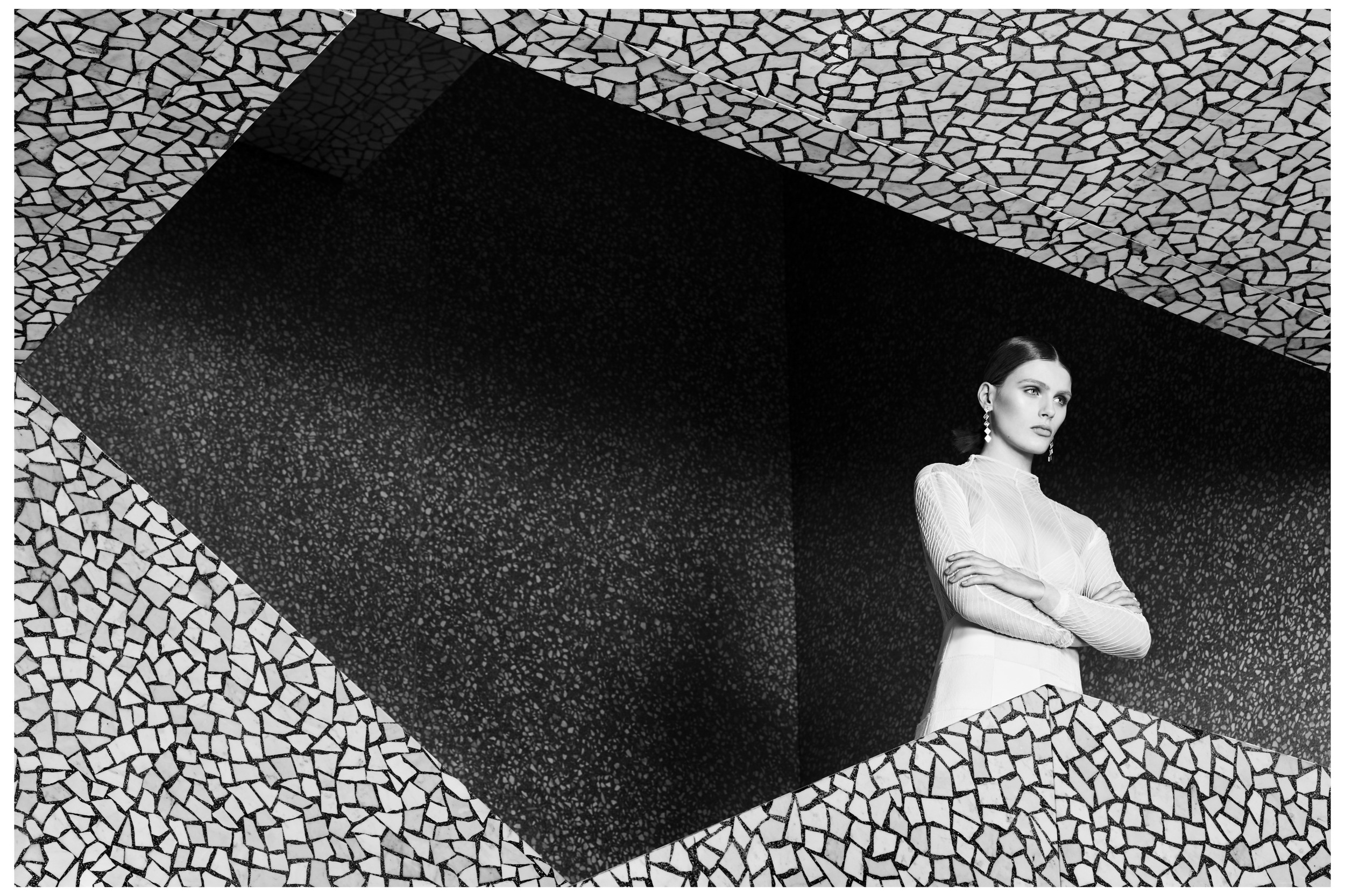 Vogue Brazil  Ph: Daemian + Christine
