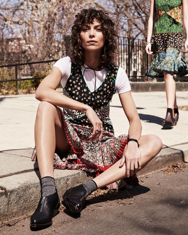 Vogue Brazil  Ph. Nyra Lang