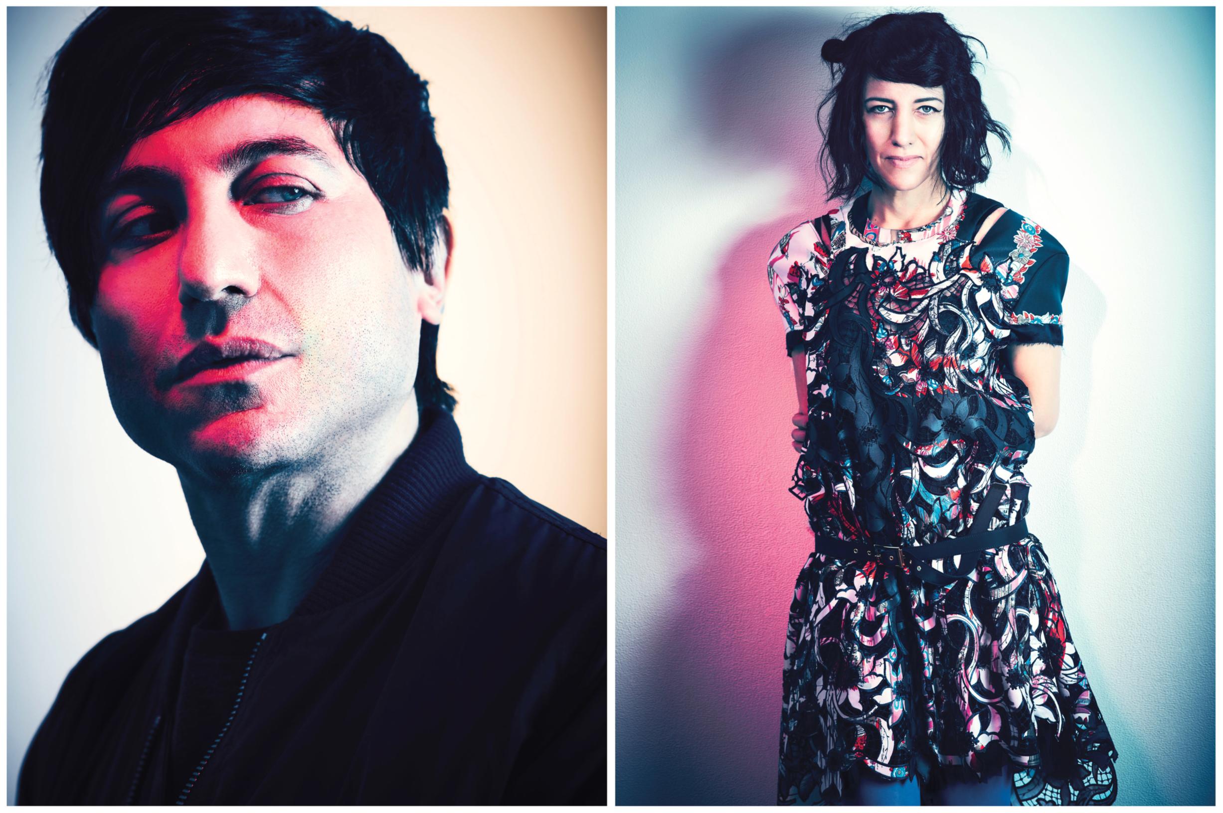 Interview Magazine | Autolux  Ph. Daemian Smith + Christine Suarez