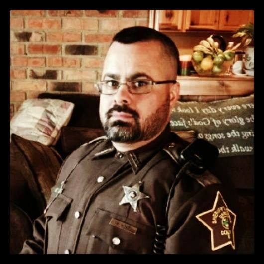 GCSD K9 Deputy Harvey Holt