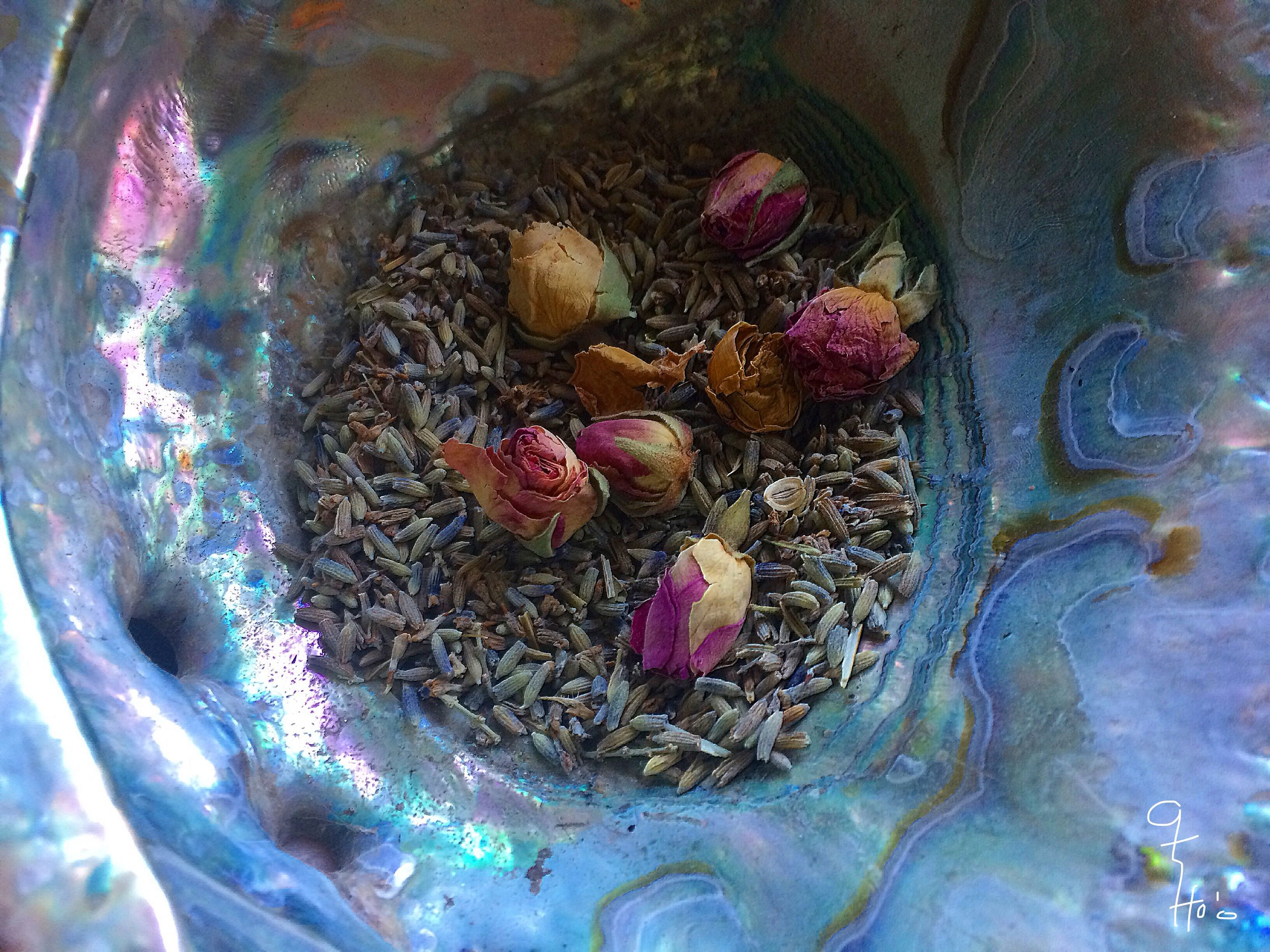 Lavender & baby roses, great for baths and more.