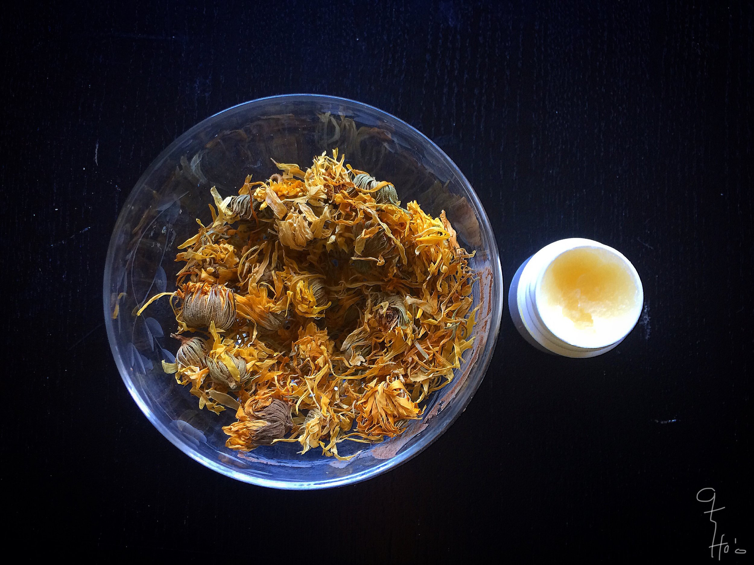 Making calendula oils and salves is part of my winter ritual. Oh yes, you can have seasonal rituals too.
