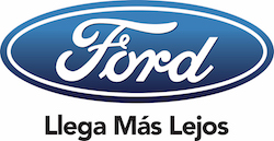 Ford Logo With Tagline Vector Color