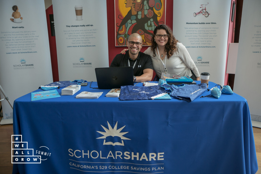 scholarshare at #weallgrow