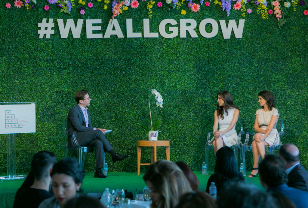 Neutrogena at #WeAllGrow