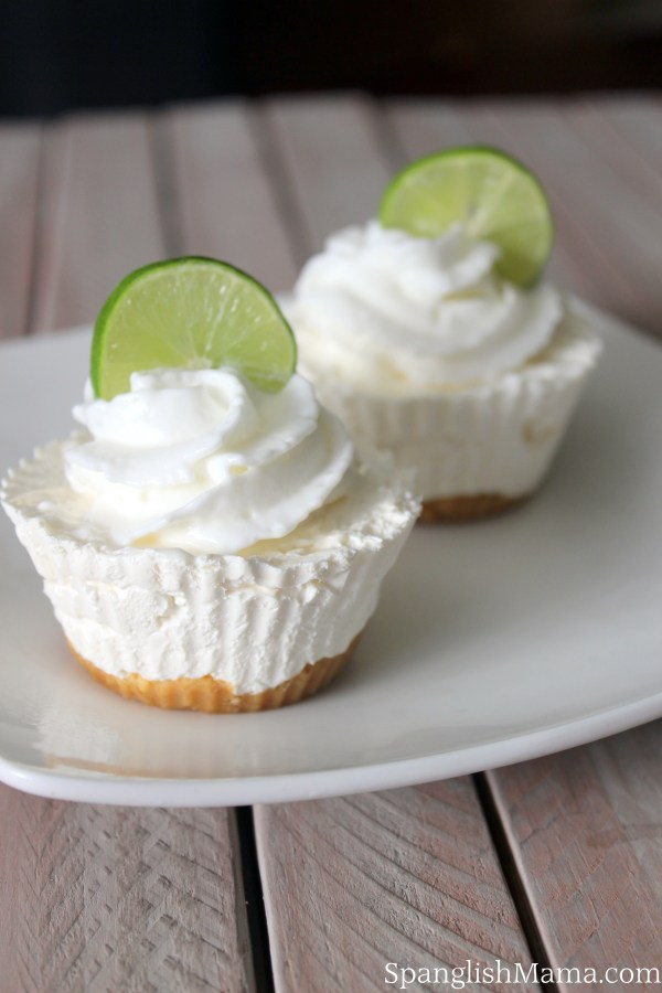 Guilt-Free Mini Key Lime Cheesecakes _ Recipe_ SpanglishMama