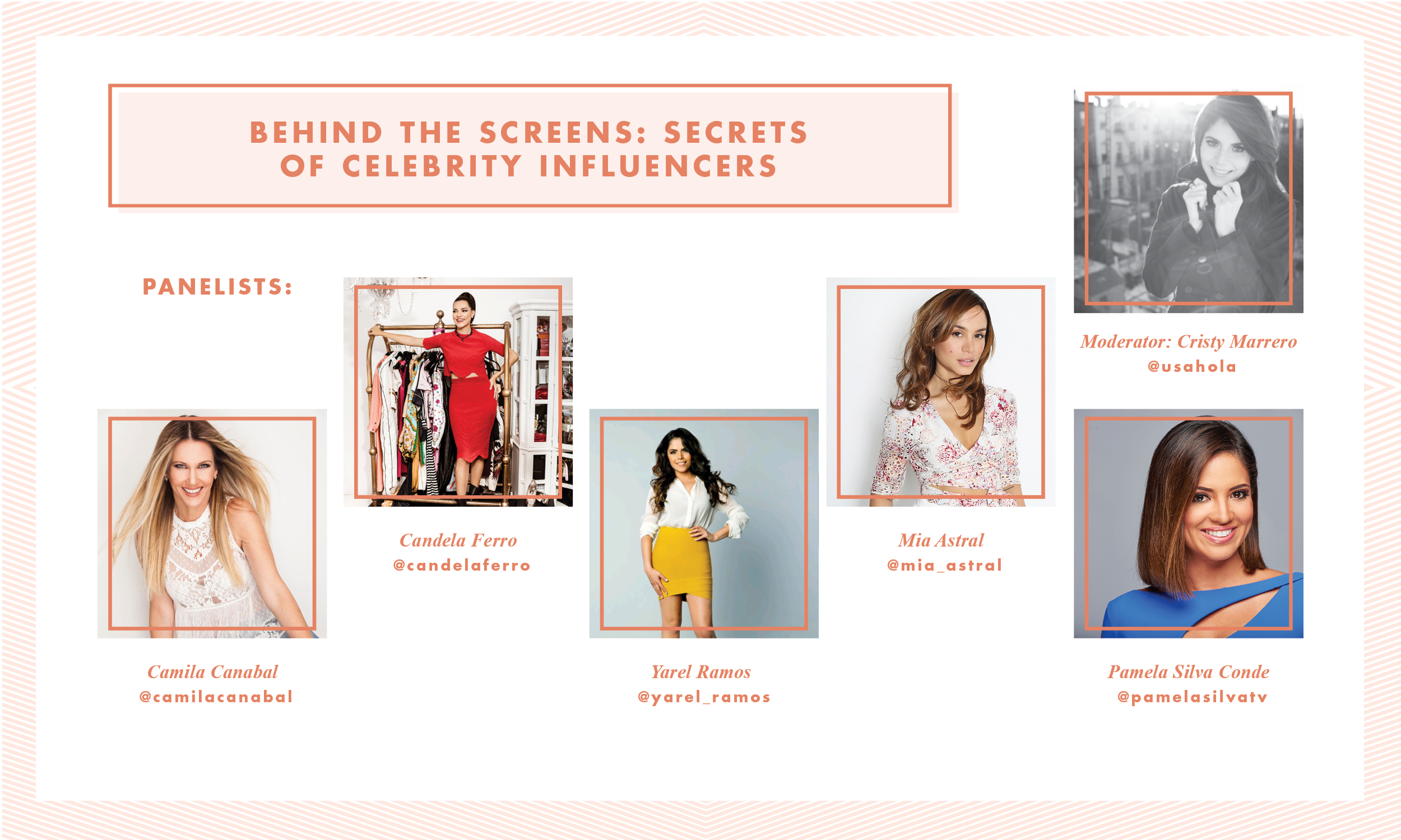Celebrity Influencers