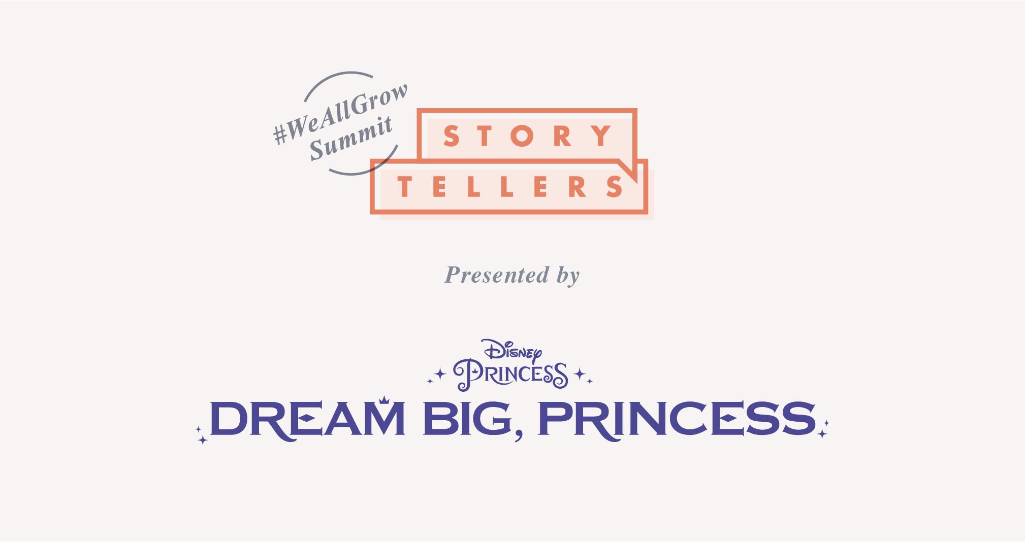 Storytellers 2017 Disney Princess Dream Big Princess