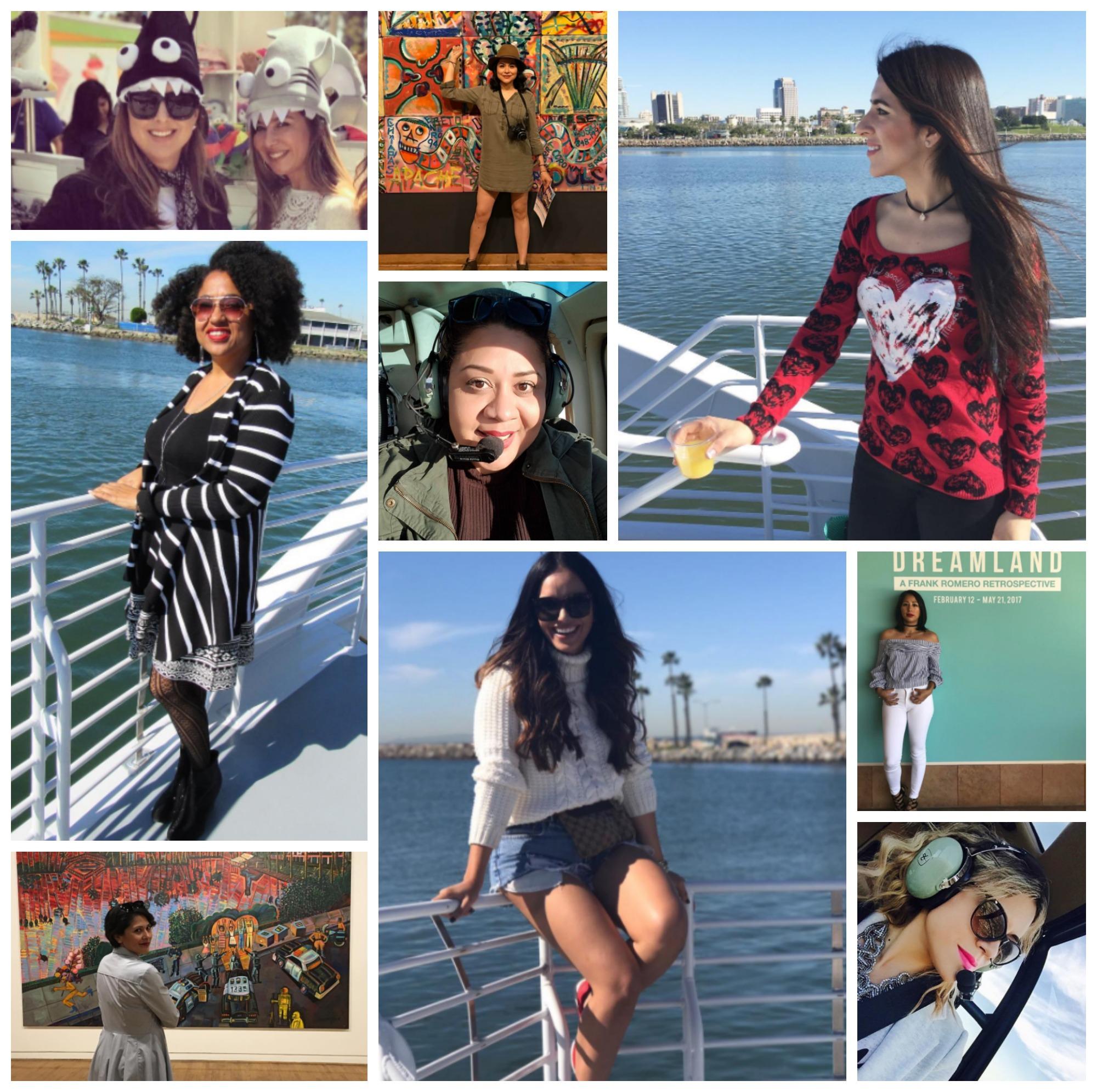 Photo Credit:  Laura Mejia Cruz ,  Morena Magic , Cecy Mxrgxrita , Lizzy Hernandez ,  LaShon Renee , Yesenia Mendoza-Menchaca , Glency Feliz , Melissa Garcia and  Salwa Owens