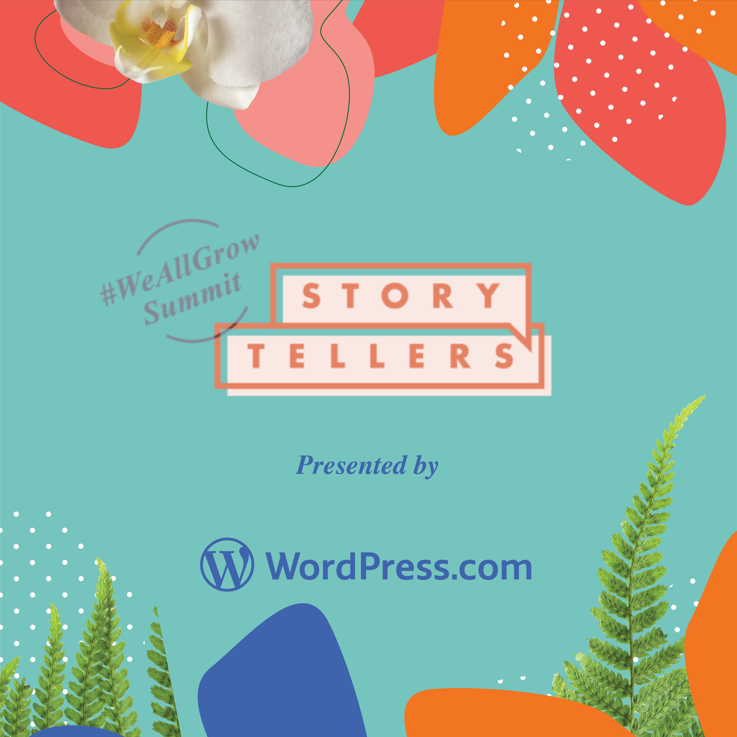 WordPress.com Storytellers 2019 Announcement