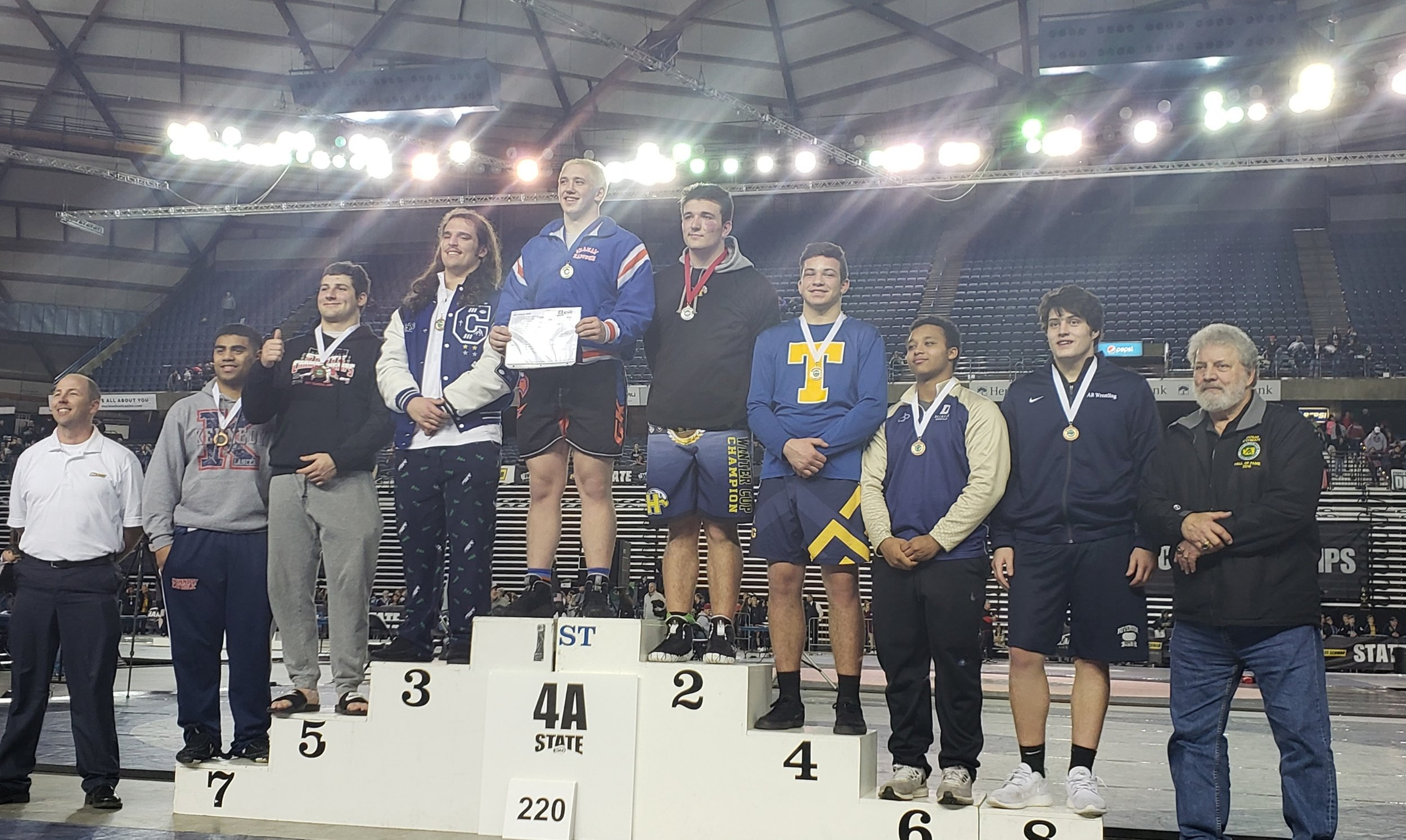 Levi Kovacs - 4th Place