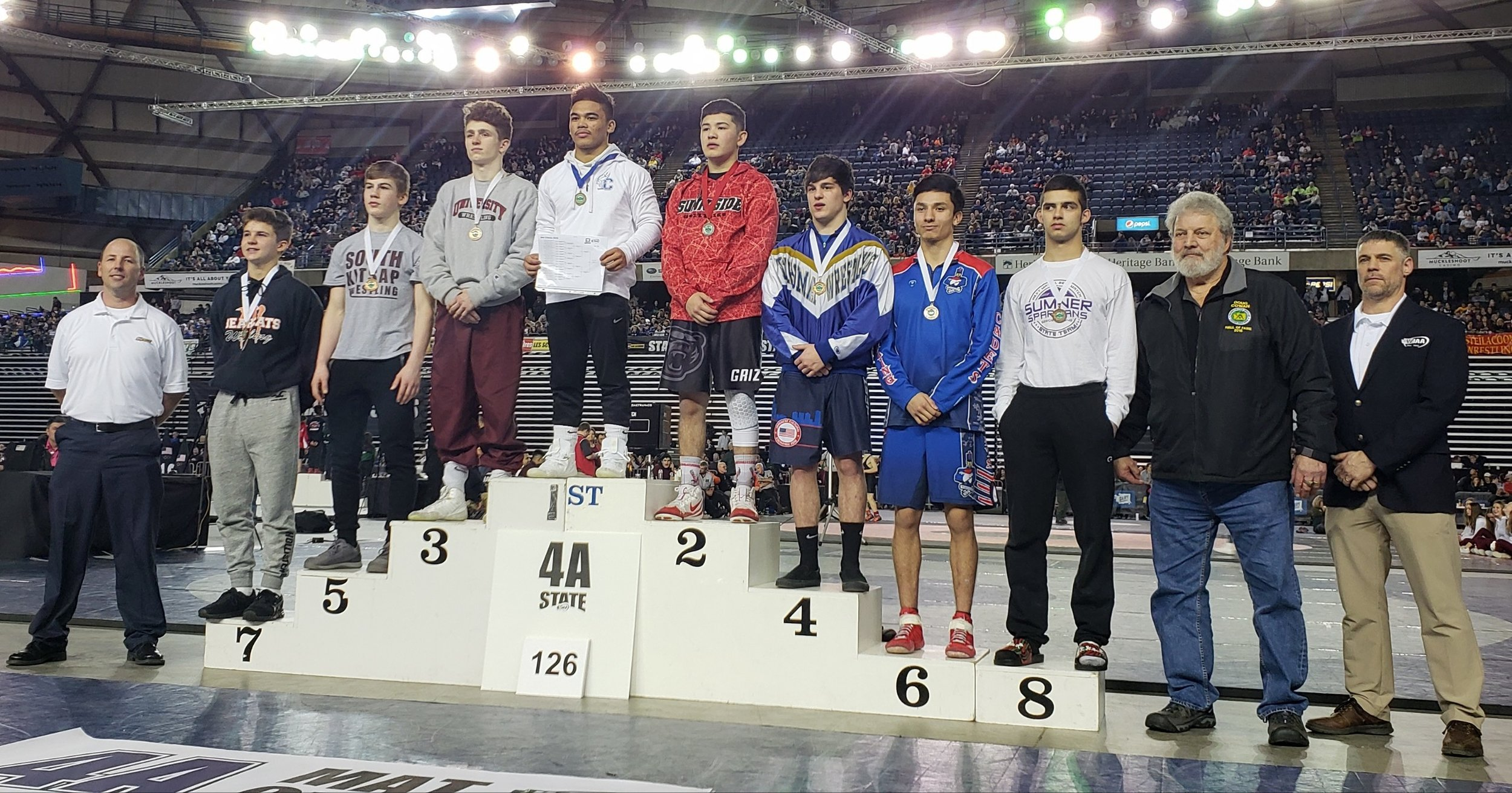 Austin Michalski - 5th Place