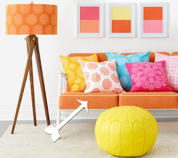 Fun Summer Projects - throw pillows