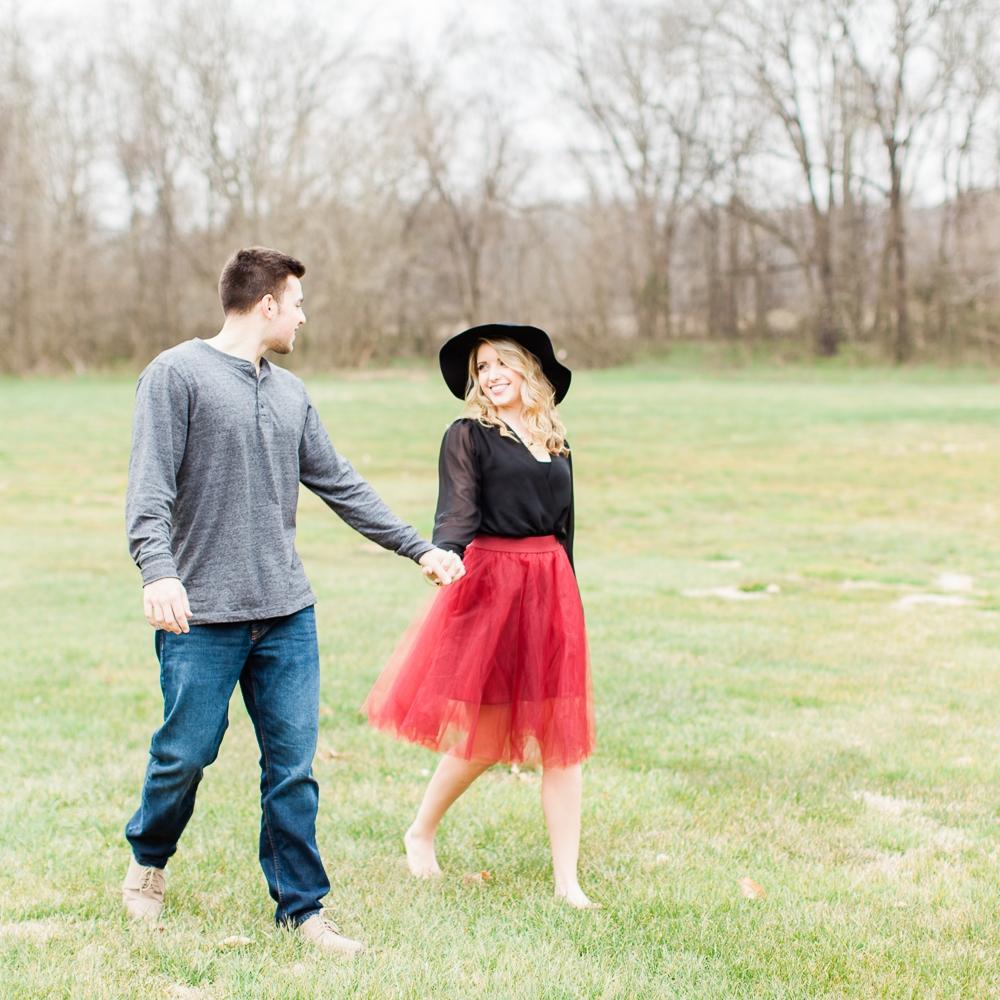 Breanna and Caleb -