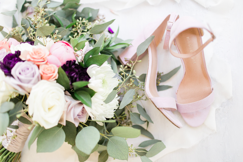 Kamber + Andrew | Il Bella Gardens Wedding | Charlotte