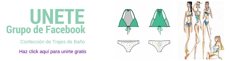 facebook grupo cómo hacer trajes de baño bañadores