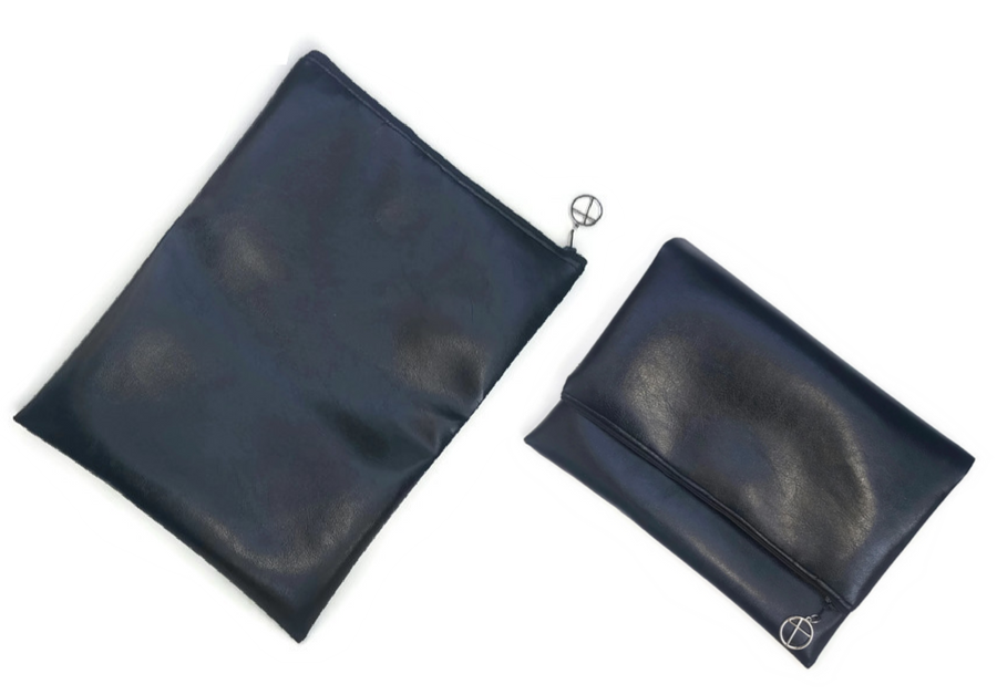 cómo hacer cartera sobre bolso fácil de noche